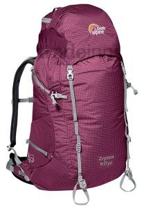 Lowe Alpine Zepton Nd50 Purple Potion $142.18