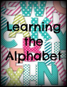 Learning the Alphabet Alphabet Songs, Alphabet Art, Learning The Alphabet, Fun Learning, Name Writing Activities, Classroom Activities, Hunter School, English Abc, Teaching Language Arts