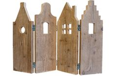 diy holz Window decoration Old dutch facades- Fensterdekoration Alte hollndische Fassaden Window decoration Old Dutch facades, - Decoration Facade, Decoration Table, Cades, Wood Projects, Woodworking Projects, Thema Deco, Driftwood Art, Miniature Houses, Wooden Crafts