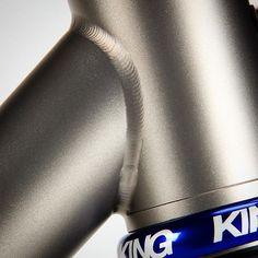 For the love of welds // #titanium #tigwelding