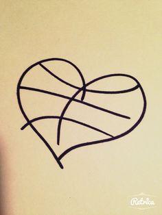 Basketball tattoo's | Basketball tattoos | Pinterest