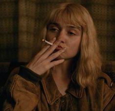 """Jessica Barden in """"The End of the fucking world"""" Film Aesthetic, Bad Girl Aesthetic, James And Alyssa, Jessica Barden, World Icon, End Of The World, Grunge Style, Movies Showing, Aesthetic Pictures"""
