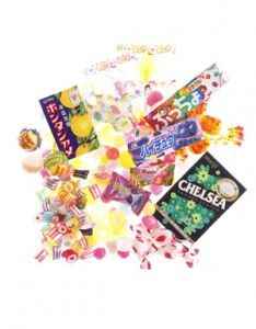 candy of Japan