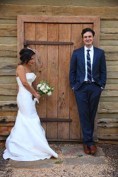 Bride and groom Mount Vernon Wedding Photo