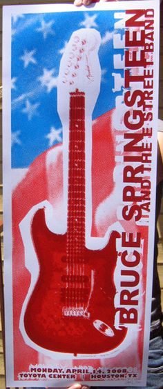 GigPosters.com - Bruce Springsteen & The E Street Band