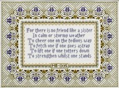 describes my sister @Janiene Bishop perfectly :) quote by Christina Rossetti