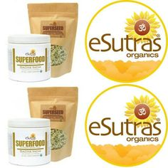 Try eSutras Veggie Protein Power Pack it includes Sacha Inchi Powder & Raw Hemp Hearts!  Great for sustaining the proper amount of protein on a daily basis!  #protein #sachainchi #rawhemphearts #vegan #vegetarian #healthy #esutras_organics   Available at http://esutras.com/superfoods-seeds-nuts-more/872-super-veggie-protein.html