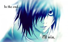 WATASHI WA L DESU: Photo #l #deathnote