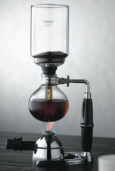 Fancy - Hario Syphon Vacuum Coffee Maker