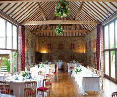Barn wedding venues in West Sussex - Bartholomew Barn