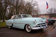 Chevrolet Bel-air 1953