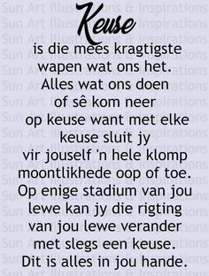 Insanity Quotes, Afrikaans Quotes, Sun Art, Positive Thoughts, Life Lessons, Verses, Poems, Lyrics, Self