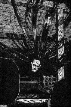 The Junji Ito Horror Comic Collection, Volume 3 Junji Ito, Arte Horror, Horror Art, Gothic Horror, Creepy Art, Scary, Manga Gore, Manga Anime, Ero Guro