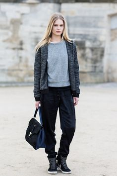 Street Style Paris Fall 2014