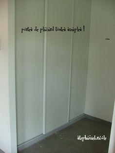 Idée déco récup à faire soi-même - Habiller des portes de placards ...
