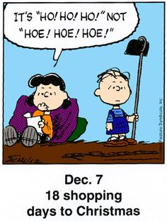 Dec. 7 - This is a classic countdown panel from 1998