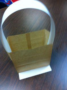 Fairy dust teaching kindergarten blog easter easter pinterest paper bag easter baskets fairy dust teaching negle Image collections