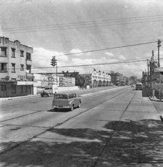 Porto Alegre - Avenida Farrapos em 1959