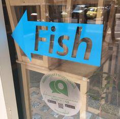 Fish & Go Via Carlo Citerni 27/29 Rome, Italy