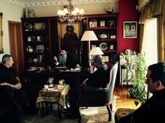 typospor.gr  : Επίσκεψη Δημάρχου στον Μητροπολίτη Πειραιώς