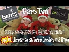 Bents Garden and Home Christmas Part Two T&E TV - YouTube