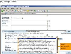 "NSA analysts can intercept communications of anyone they select, incl ""communications that transit the US & communications that terminate in the US"". A 2010 guide to training of NSA analysts for general surveillance under Fisa Amendments Act 2008: analysts can begin surveillance on anyone by clicking a few simple pull-down menus designed to provide both legal & targeting justifications. Once options are selected, their target is marked for electronic surveillance"