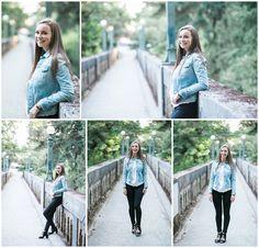 High School Senior Portraits - Washington Park Arboretum - Eva Rieb Photography - Seattle Woodinville Snohomish Photographer