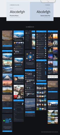 This stunning iOS UI Kit is the ultimate pack for iOS apps filled with travel content. Full app design will help you create your desirediOS App experience, and designed to give users the ability to choose from various types of content. 90Cities is alike real app containing the whole journey from Splash screen, Login, Onboarding, Discover, Bottom Bar Menu, Sidebar Menu, Settings, Overlay screen designs. Feel free to go through the whole experience in the link to Invision Prototype.