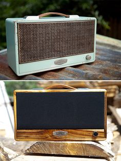 Timbre Speaker at werd.com
