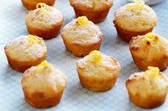 Lemon yoghurt muffins - These easy lemon yoghurt muffins will get you through the week.
