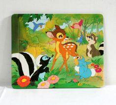 Puzzle Bambi www.lamerelipopette.com