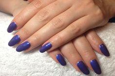 """""""Purple Purple"""" with Brisa lite smoothing gel"""
