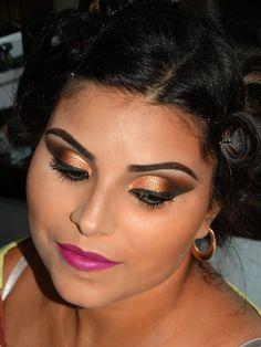 Make up by Domitila