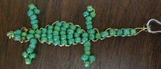 bead animals...I used to make so many of these!