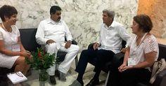 Kerry se reúne con Maduro en medio de tensiones en Venezuela - Cubanet