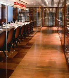 Private Dining Room in Central Hong Kong MA