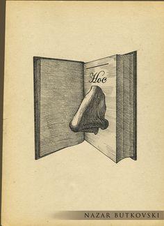 """Nikolai Gogol """"The Nose"""""""