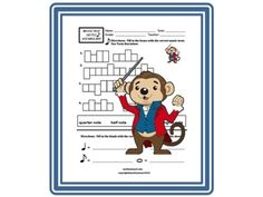 math worksheet : music notes loud  soft math worksheets great for subs! w  : Soft Math Worksheets