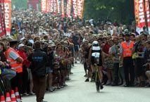 Roth, part 2 in History of long course triathlon Europe