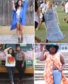 2851ec8a55b3 10 Tips Every Plus-Size Girl Must Follow For Flawless Festival Style
