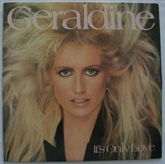 Geraldine - It's Only Love at Discogs