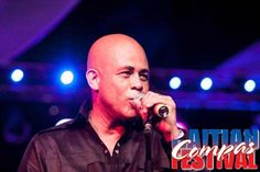 Haiti President Michel Martelly, also known as 'Sweet Micky,'