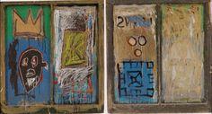 Basquiat's Crowns (1981-2)