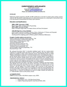 Computer Science Internship Resume Elegant the Best Puter Science Resume Sample Collection