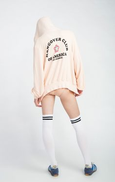 Wildfox Couture American Hangover Malibu Zip Up