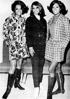 The Supremes - Yes. Yes I do love them.