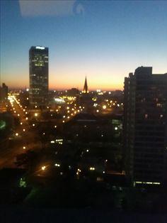 Downtown Tulsa Sunrise
