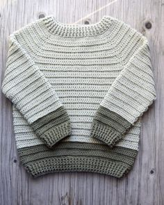 Crochet Men, Crochet Baby Sweaters, Crochet Baby Clothes, Crochet For Boys, Love Crochet, Baby Boy Knitting Patterns, Baby Patterns, Crochet Patterns, Baby Boy Sweater