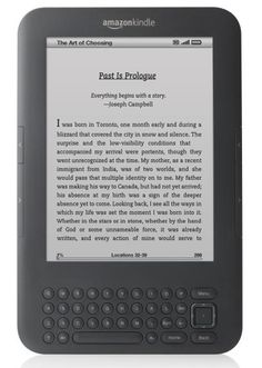 I am Drank-The-Kool-Aid in love with my Kindle. Everyone who likes to read should get one!