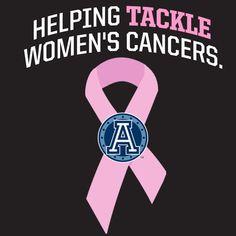 Toronto Argos Pink Game, Oct 14th #ArgosPink